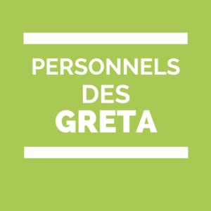 conseillers en formation continue GRETA