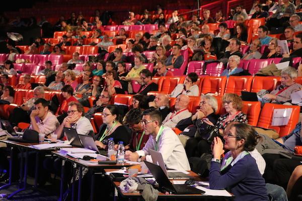 Congres Aix - debats congrès fédéral