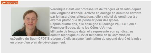 revue de presse Collège URI bretagne