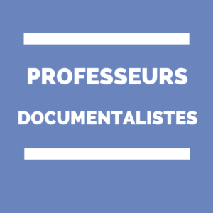 professeurs documentalistes