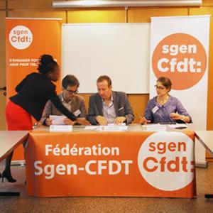 Conférence de presse : les propositions du Sgen-CFDT sur le baccalauréat
