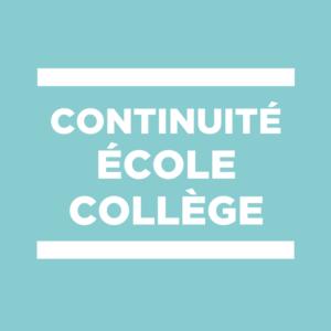 continuité école - collège - rapport de l'inspection générale de l'éducation nationale IGEN