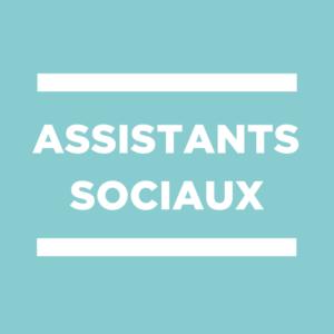 missions des assistants sociaux