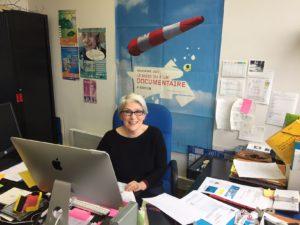 Recherche et développement : rencontre avec Catherine Boutet, militante Sgen-CFDT à l'Institut de Recherche pour le Développement ou IRD.