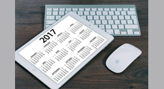 Calendrier des payes