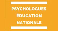 Psychologue Education Nationale