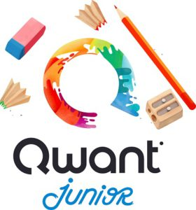 Logo Qwant Junior