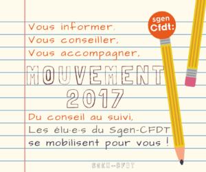 mouvement 2017 CAPD
