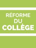 enquête réforme du collège