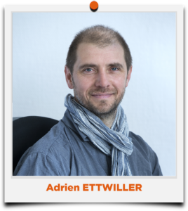 ETWILLER Adrien, membre du CE du Sgen-CFDT