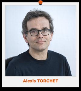 Alexis TORCHET, membre du CE du Sgen-CFDT