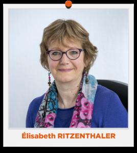 Elisabeth RITZENTHALER, membre du CE du Sgen-CFDT
