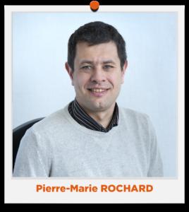 Sgen-CFDT : Pierre-Marie ROCHARD, membre du CE du Sgen-CFDT