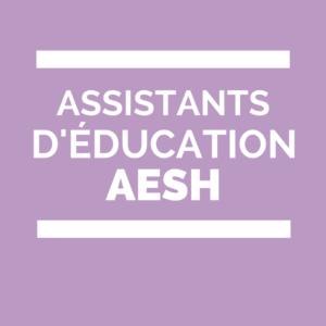 Indemnité compensatrice de la CSG - le Sgen-CFDT obtient officiellement son maintien avec effet rétroactif au 1er septembre 2018 pour les personnels AESH et AED.