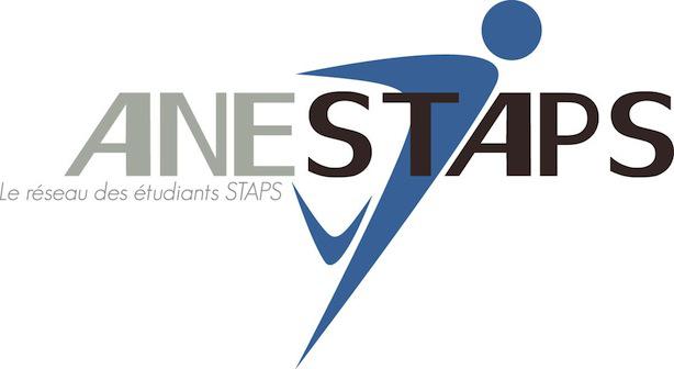 Logo ANESTAPS - association des étudiants de Staps