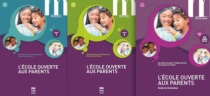 l'école ouverte aux parents OEPRE