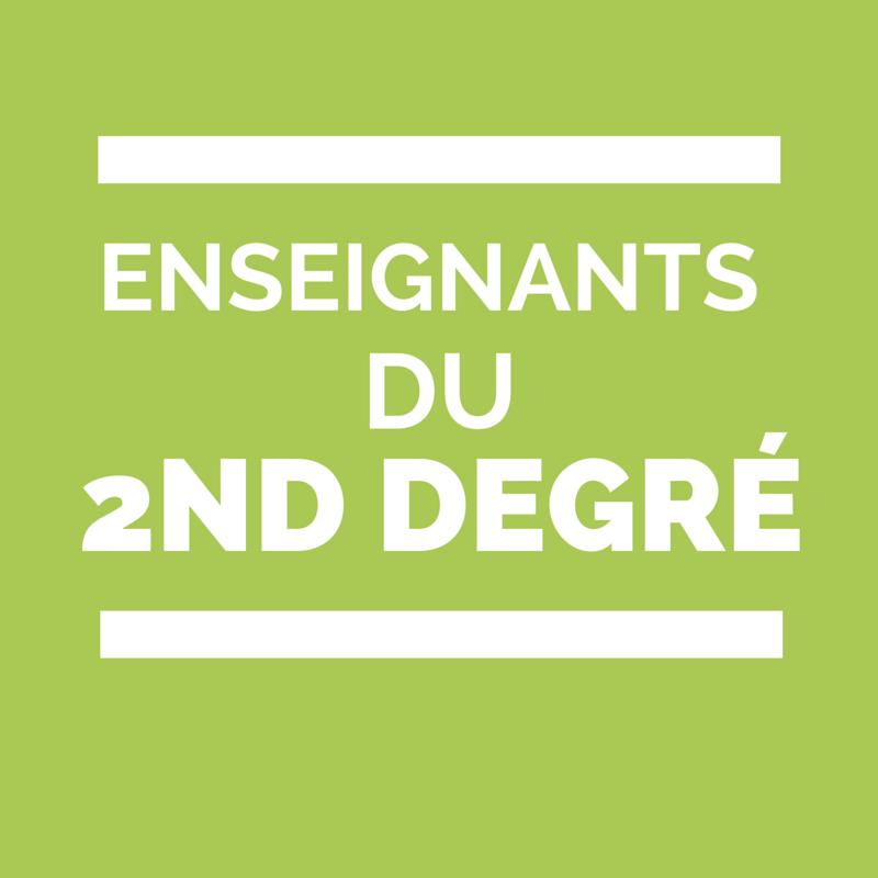 R unions p dagogiques et obligations de service dans le - Grille salaire enseignant second degre ...
