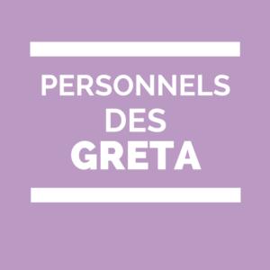 Comité national de suivi GRETA