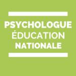 Psy-EN psychologues de l'Éducation nationale