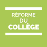 réforme du collège