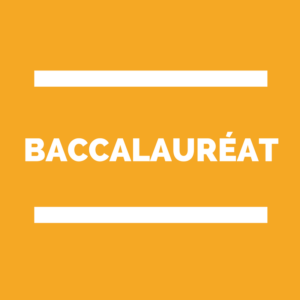 Baccalauréat - Grand oral
