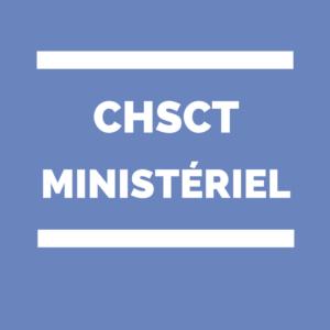 CHSCT ministériel