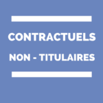 agents contractuels