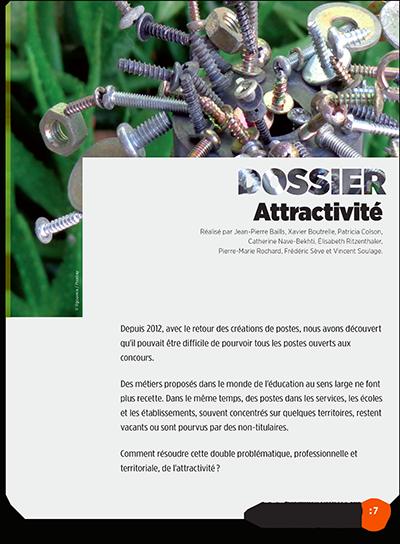 dossier attractivité