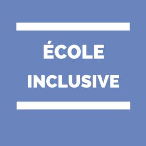 inclusion école inclusive