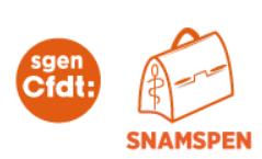 Snampsen/Sgen-CFDT 38eme colloque médical