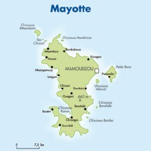 Mayotte étudiants étrangers