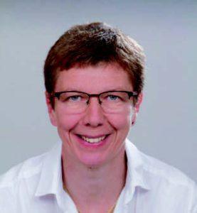 Mylène Jacquot, Secrétaire générale de l'UFFA-CFDT