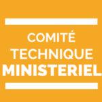 comité technique ministériel CTMEN 11 juillet 2017