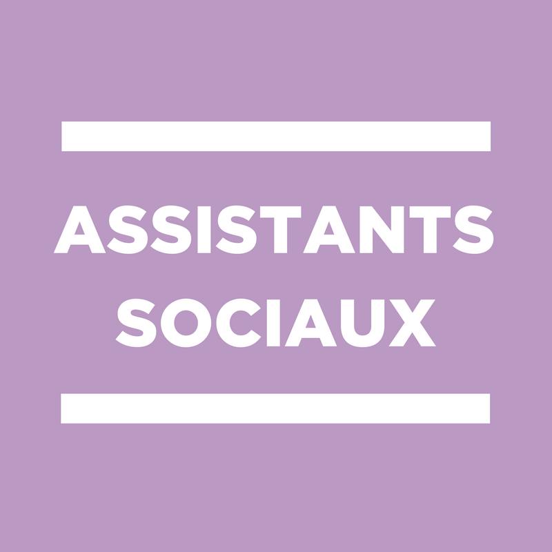 Assistants sociaux éducation nationale