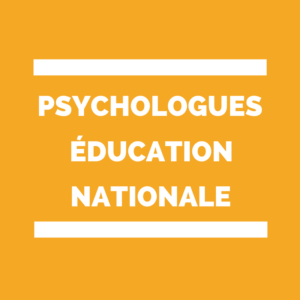 psychologues de l'éducation nationale - Psy-EN