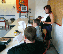 APC : un travail innovant en petits groupes !