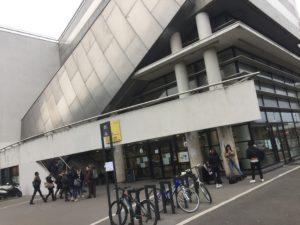 vie de campus Paris Nanterre
