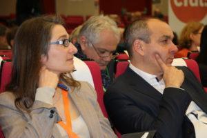 Journées ESR 2017 Gouvernance Catherine Nave-Bekhti et Laurent Berger