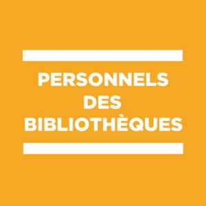 personnels bibliothèques RIFSEEP sgen-cfdt