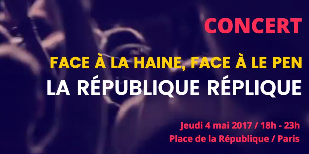 La République réplique