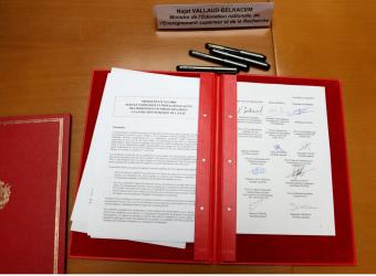 protocole d'accord - fonctionnarisation des personnels ouvriers des CROUS