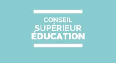 Conseil Supérieur de l'Education