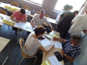 Formation - agir en réseau CFDT dans l'enseignement supérieur