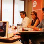 Nave Bekhti Catelas Torchet 09 2017 conference de presse