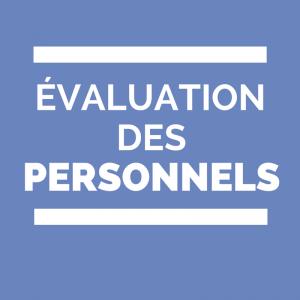 évaluation des personnels rendez-vous de carrière