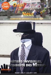 Quoi de Neuf 41 Metiers invisibles