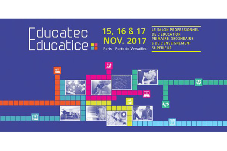 Salon ducatec ducatice s 39 orienter dans l 39 innovation for Salon educatec