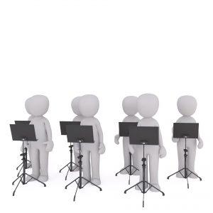 Chorale : elles existaient déjà dans beaucoup d'établissements scolaires
