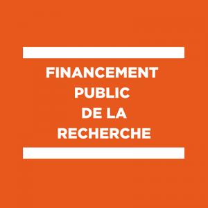 Financement recherche