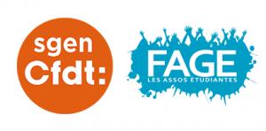 Mise en œuvre du Plan Étudiants : le Sgen-CFDT et la Fage alertent la ministre